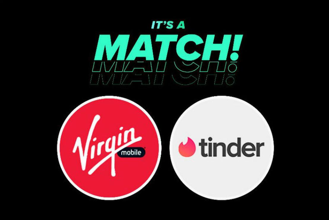 Virgin Mobile y Tinder te ayudan a conseguir tu cita perfecta