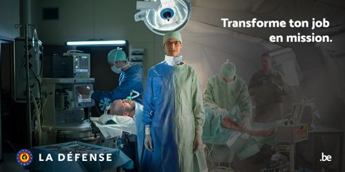 Boondoggle aide la Défense à recruter dans le domaine médical