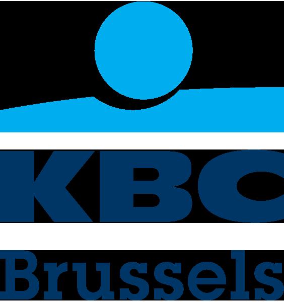 L'enseigne KBC Brussels