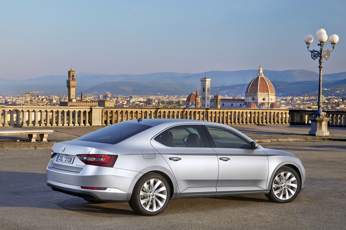 ŠKODA global deliveries increase once again in July