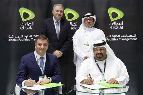 EXHIBITOR PRESS RELEASE - ETISALAT