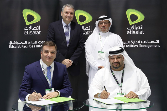 Etisalat Facilities Management teams up with eSolutions at FM EXPO