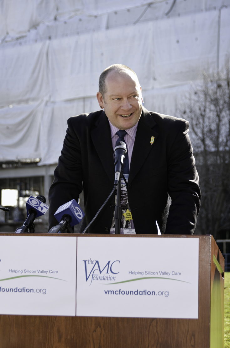 Chris Wilder, Executive Director of Valley Medical Center Foundation