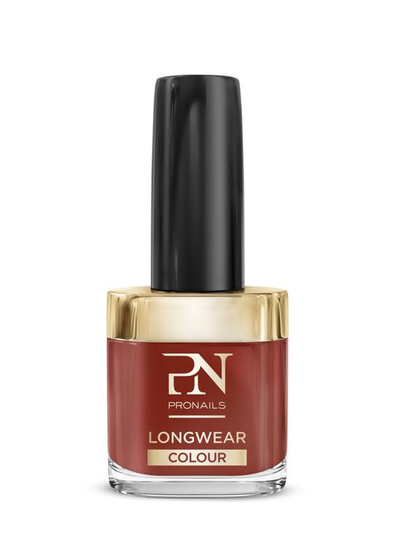 PN Longwear 134 Burnt Red 10ml.