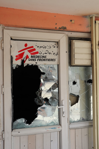 """MSF's Head of Programmes in Afghanistan, Frederic Bonnot: """"They came to kill the mothers"""""""