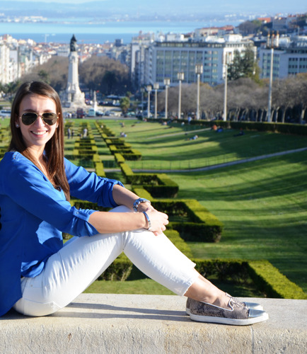 Lissabon: Elise Balliauw