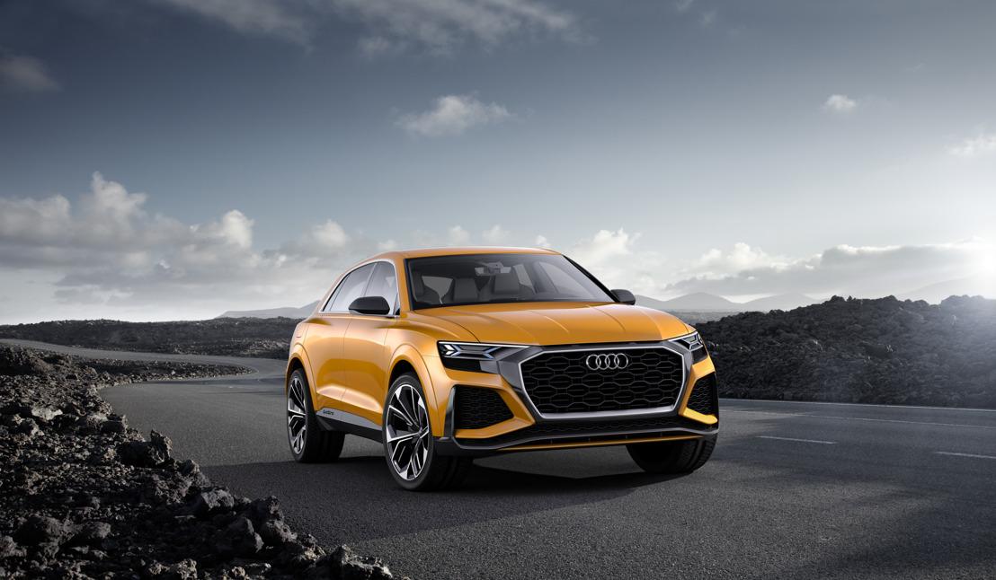 Arrivée de deux nouveaux modèles Q dans la chaîne de production d'Audi
