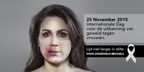Vo Communication en Voice samen sterk tegen geweld tegen vrouwen