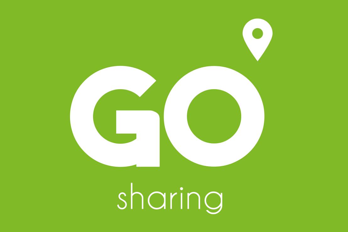 GO Sharing in één klap grootste deelscooternetwerk van Antwerpen met 500 stuks