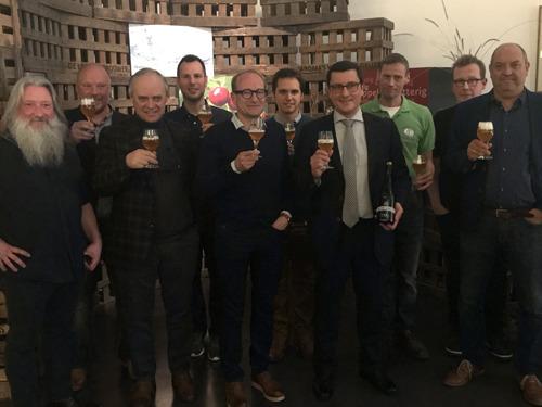 Preview: HORAL stelt Megablend 2019 voor naar aanleiding van 12de editie Toer de Geuze