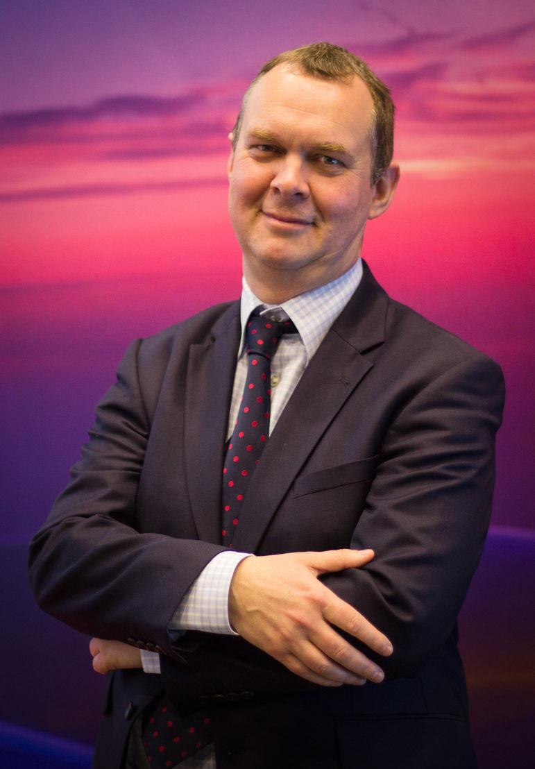 Geert Sciot - Spokesperson and VP External Communications