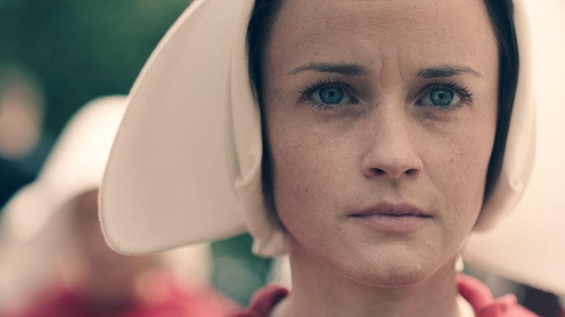 The Handmaid's Tale: Ofglen (Alexis Bledel) - (c) Hulu