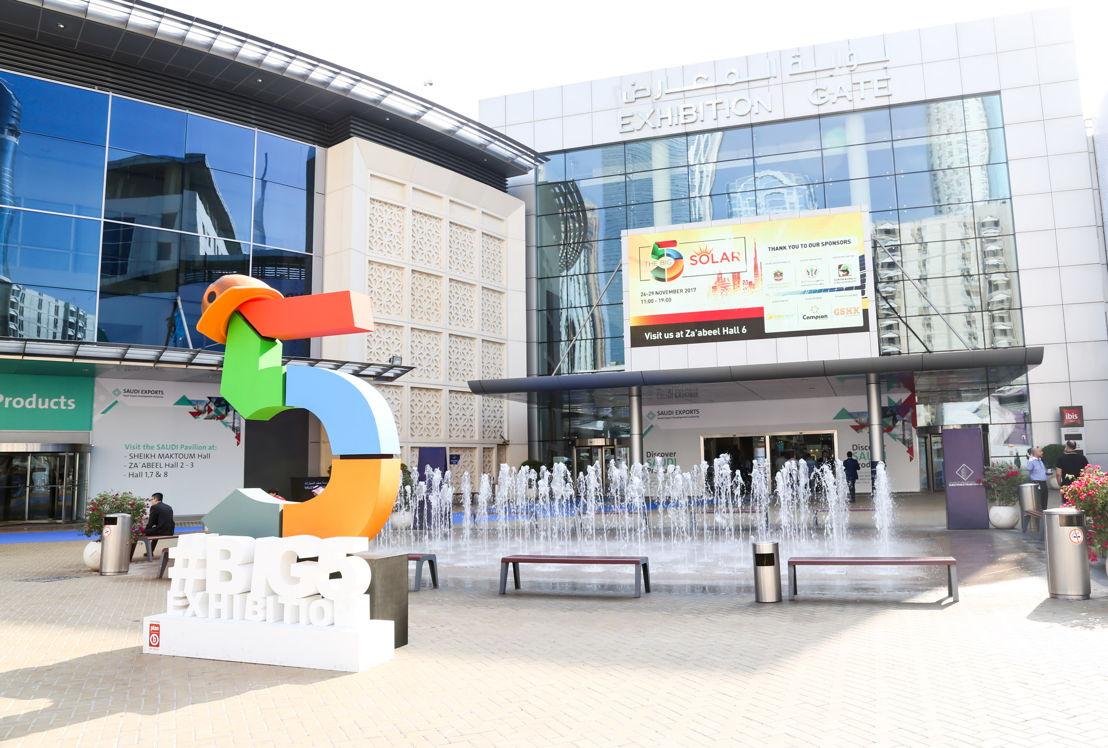 The Big 5 2017 at the Dubai World Trade Centre