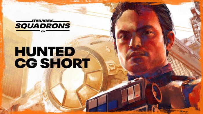 Découvrez le court-métrage de Star Wars™: Squadrons - « Traqué »