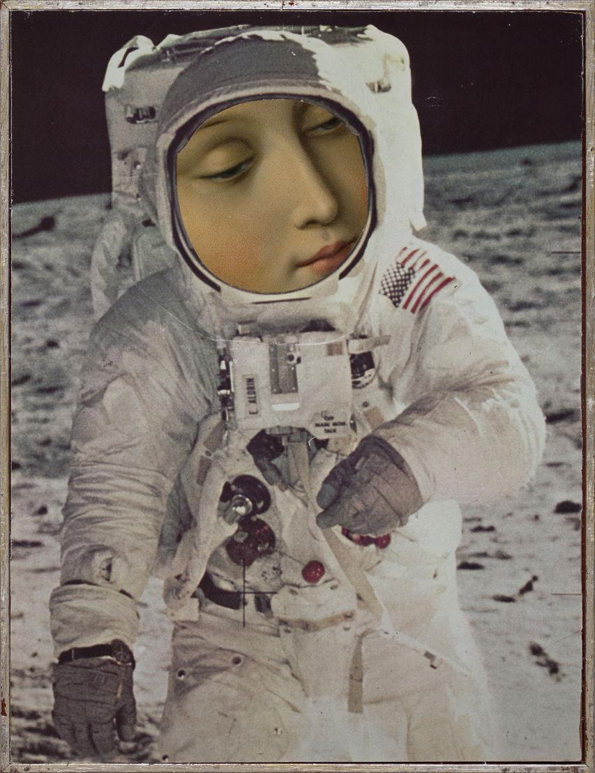 Aleksandra Mir 'Astronaut', 2009
