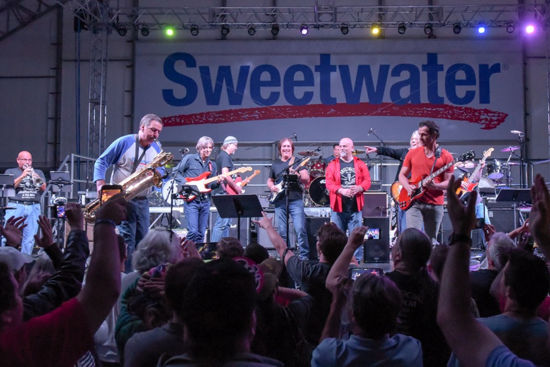 As GearFest Approaches, Sweetwater Adds Live Streaming for Event Panels and Workshops