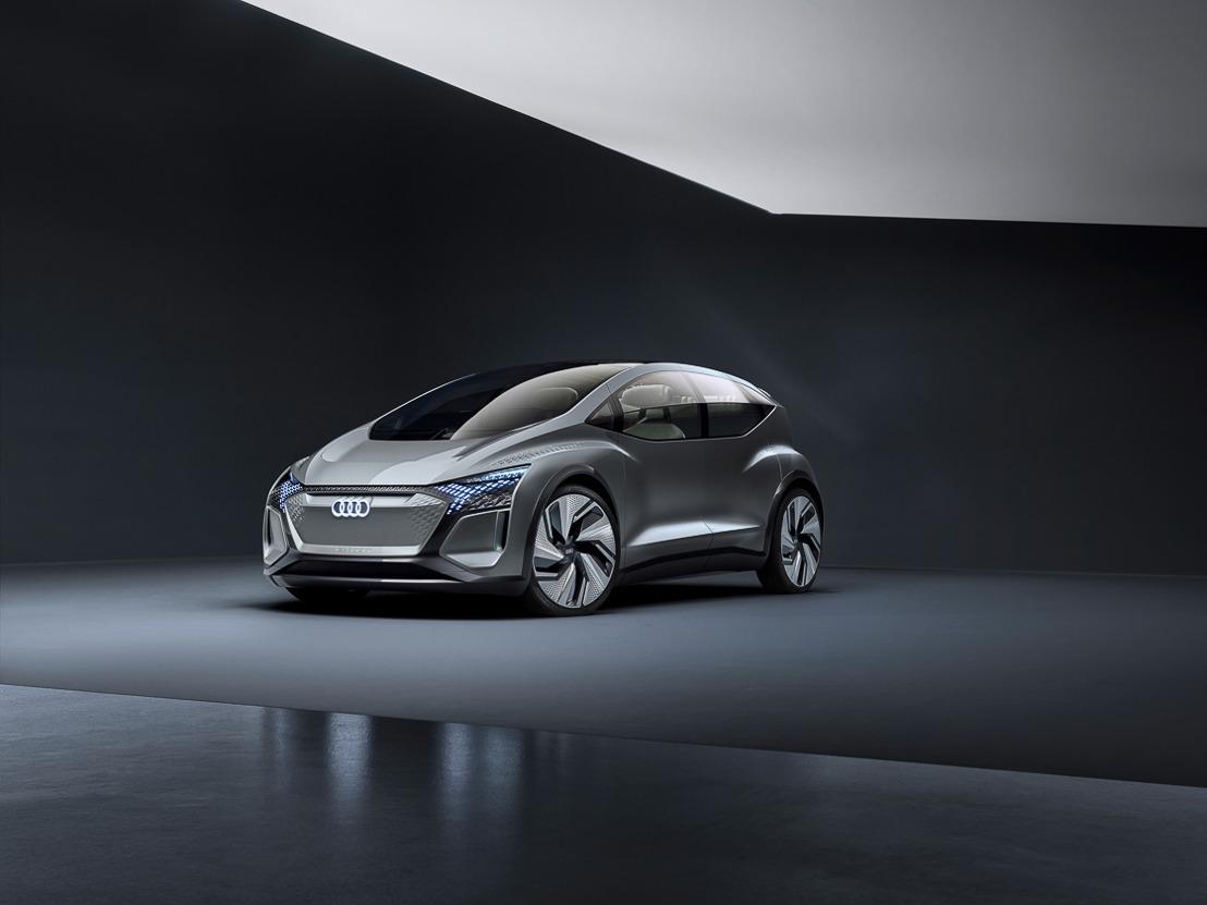 Mobilité pour les mégapoles : l'Audi AI:ME