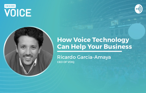 Inside VOICE: How Voice Technology Can Help Your Business