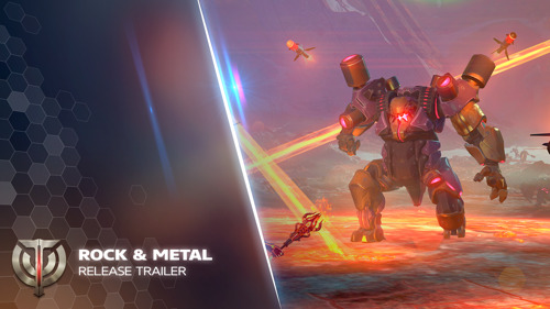 ROCK AND METAL: ELECTRIFYING NEW EXPANSION AVAILABLE NOW