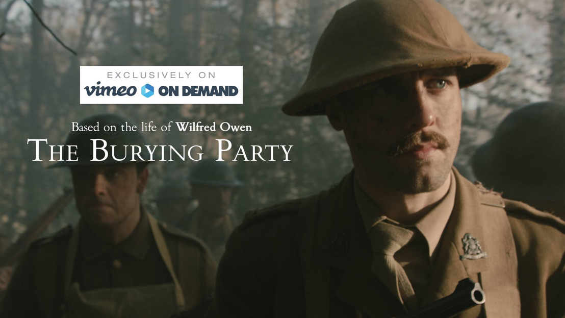 Wilfred Owen Film Released on Owen's Birthday