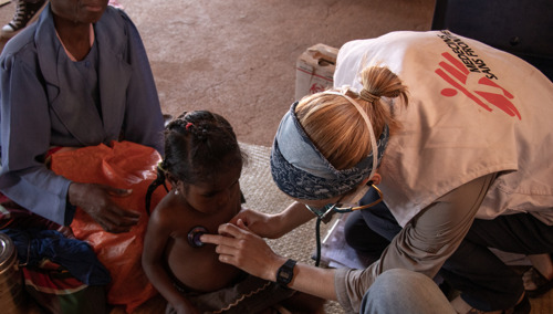 Madagascar : Les activités de MSF menacées de fermeture à la fin du mois, alors qu'une grave crise alimentaire se poursuit dans le Sud