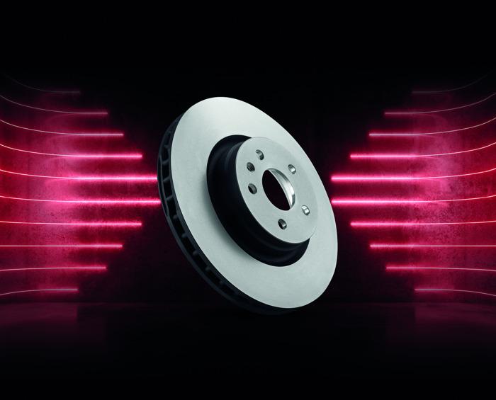 ZF Aftermarket annonce la disponibilité des disques de frein TRW pour le véhicule électrique Tesla Modèle S
