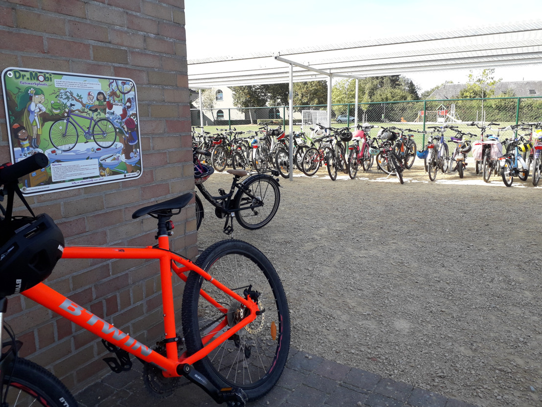 188.930 euro voor betere mobiliteit in 42 Vlaams-Brabantse scholen