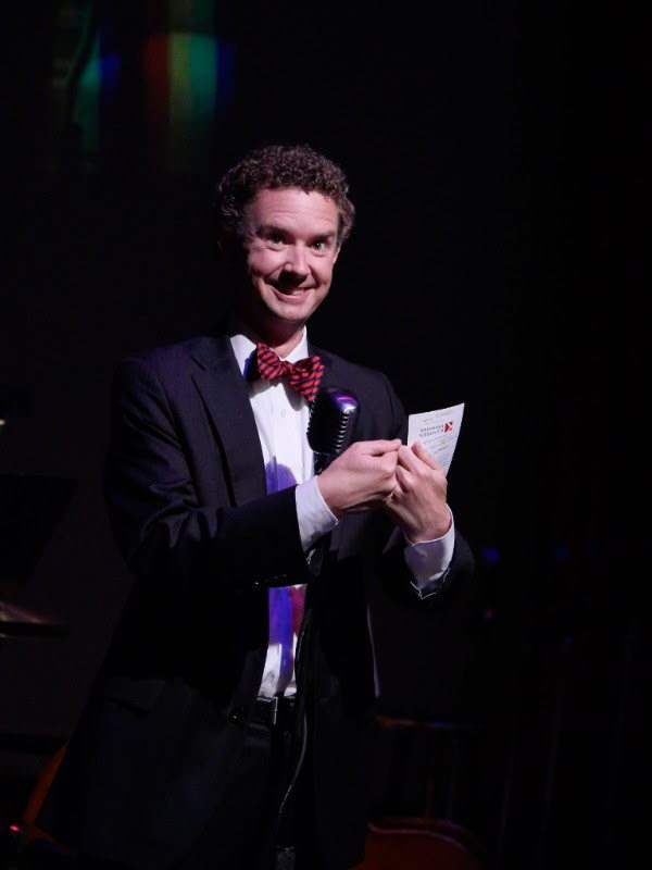 The Outfit Board Member and Gala Auctioneer, Charlie Henn