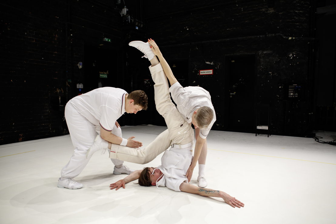 8 & 9.12 - Antonia Baehr (DE) - Normal Dance