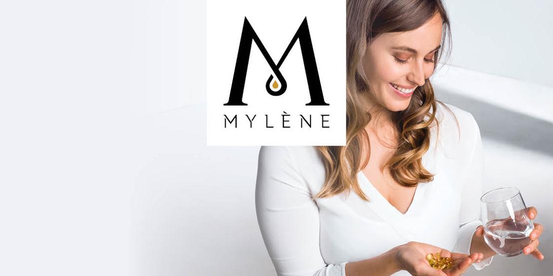 Persbericht Mylène: Belgische 'Beauty from within'