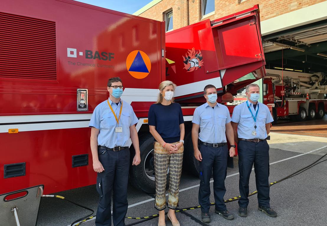Minister Verlinden benadrukt belang van flexibel beleid tijdens stagedag bij BASF