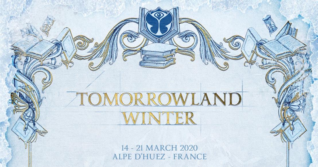 Tomorrowland Winter révèle les premiers noms de son line-up