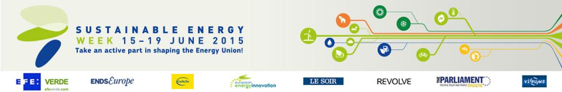 EU Sustainable Energy Week 2015 round up