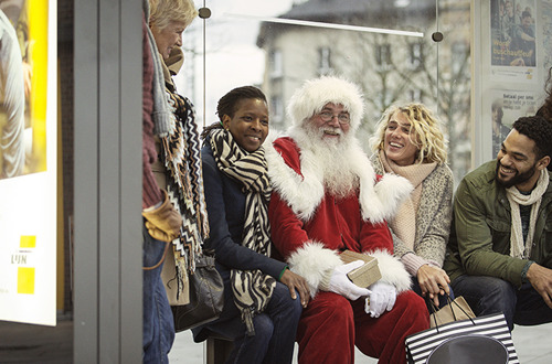Extra voordelig met de bus naar Wintertijd en winkels in centrum Leuven