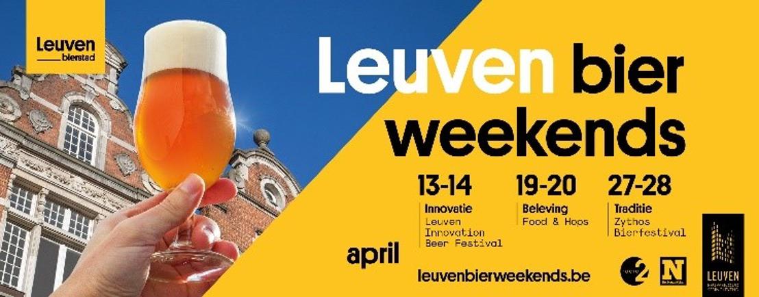 Tweede editie Leuven Bierweekends zet innovatie en beleving centraal