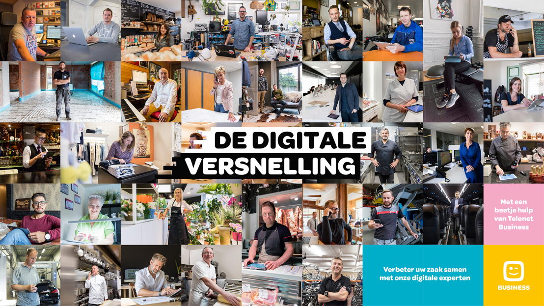 Telenet Business - De digitale versnelling