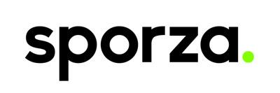 Sporza press room Logo