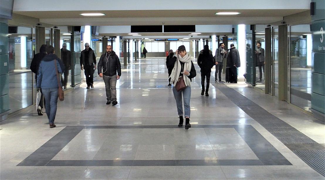 Renovatie Brussel-Noord voltooid: meer comfort en functionaliteit