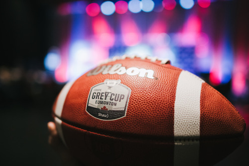 106TH GREY CUP PRESENTED BY SHAW MEDIA PROTOCOLS AND POST-GAME MEDIA CONFERENCE POOL FEED