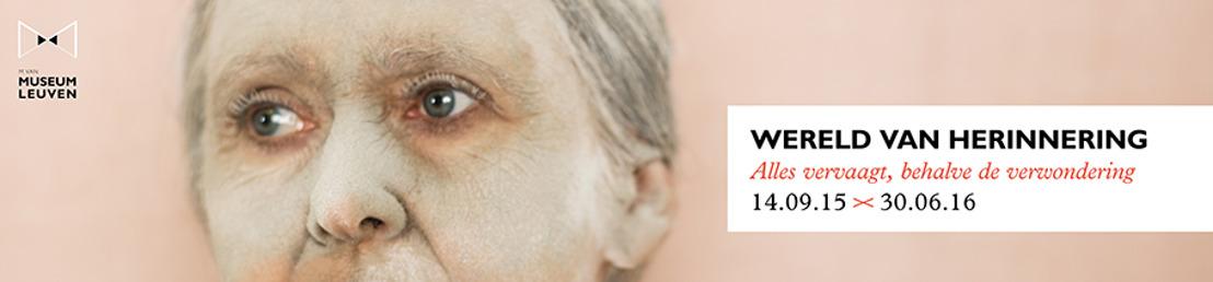 M – Museum Leuven en UZ Leuven doorbreken samen het taboe rond dementie