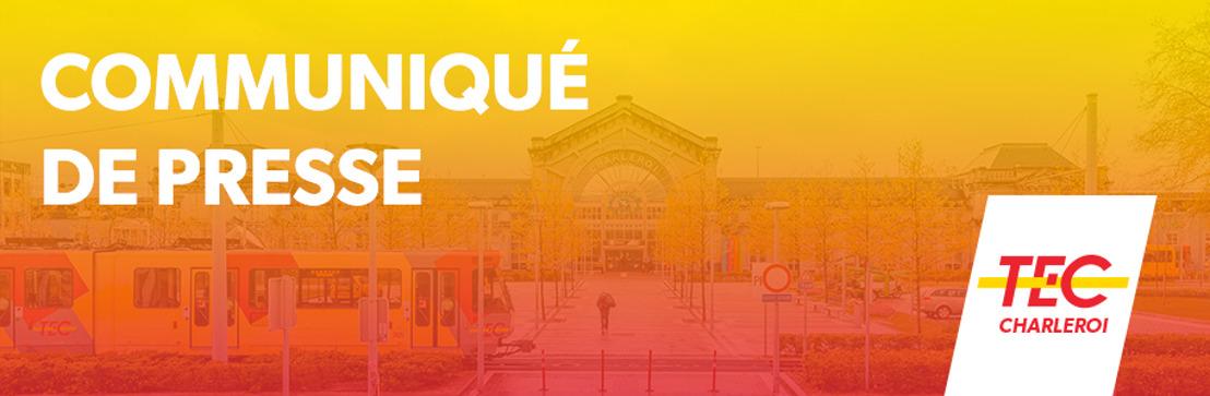 Charleroi   Travaux station métro Beaux-Arts