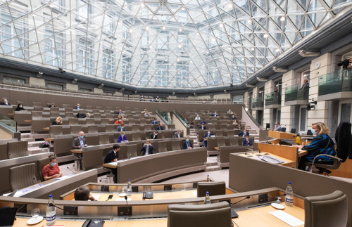 Actuele Vragen, Vlaams Parlement, woensdag 3 februari 2021, 14 uur