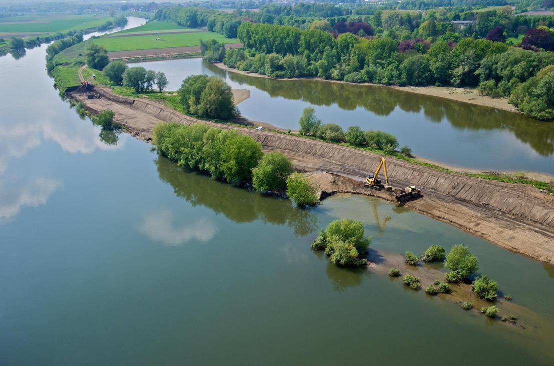 Vlaanderen investeert extra in Kunst in de Open Ruimte in het RivierPark Maasvallei.