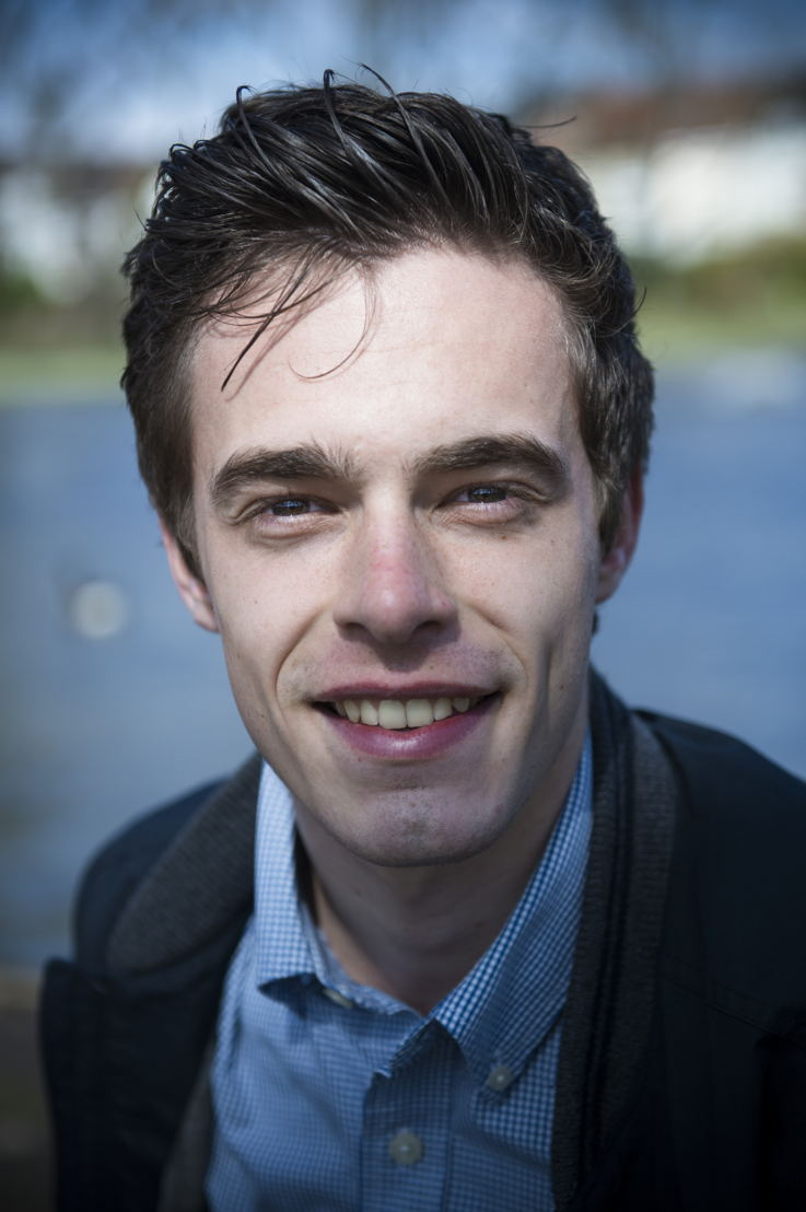 Wout - gespeeld door Sander Provost - (c) VRT / Lies Willaert