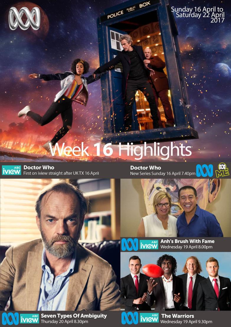 ABC Program Highlights - Week 16