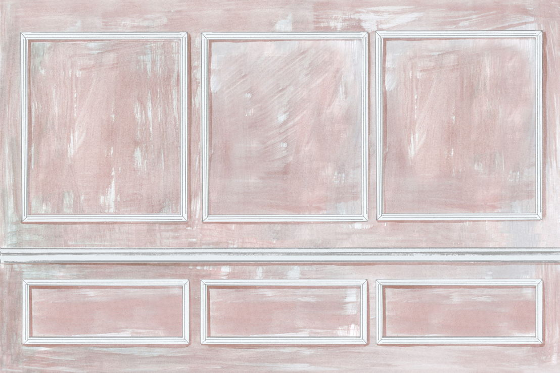 Panelled Wall Coral - Product Swatch