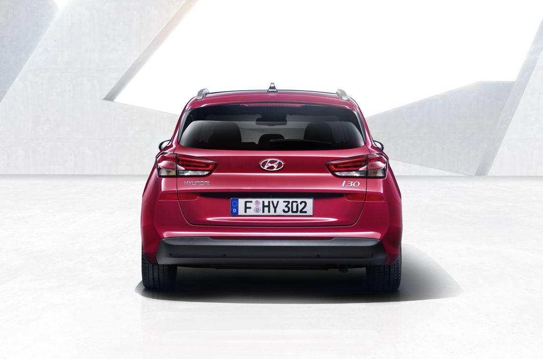 New Generation Hyundai i30 Wagon