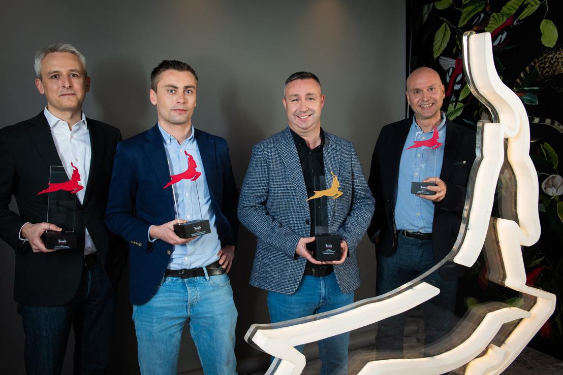 Voka Oost-Vlaanderen feliciteert de Trends Gazellen 2021