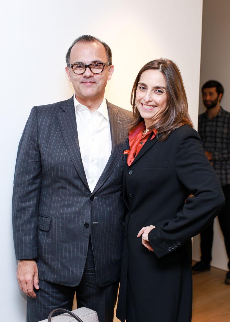 Jorge Suarez y Miriam Suarez
