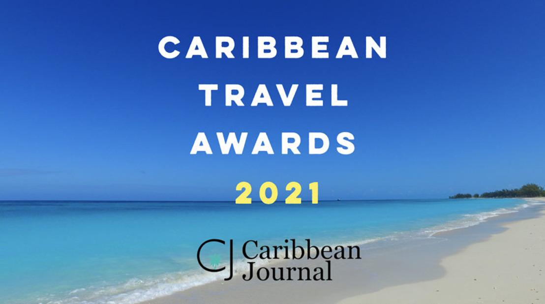 OECS Member States shine at 2021 Caribbean Travel Awards